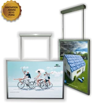 Clarus - poster signs